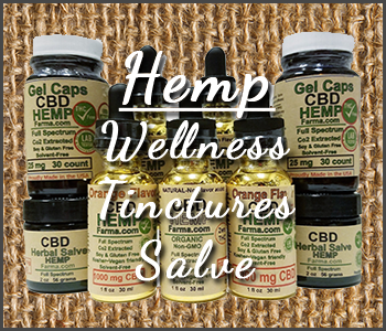 CBD Hemp Wellness